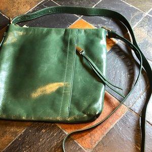 Leather Hobo Brand Bag, Crossbody, brand new!